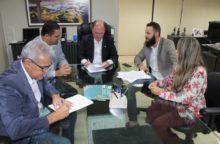 Reunião fabrica e SDE